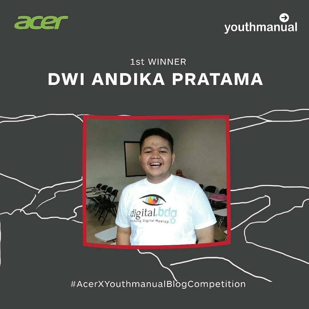 juara 1 youthmanual blog competition